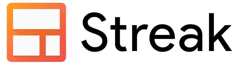 Streak logo