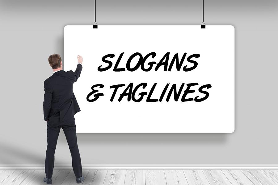 Top 18 Best Business Slogans Taglines 2019