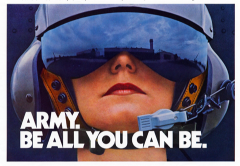 U.S. Army's slogan