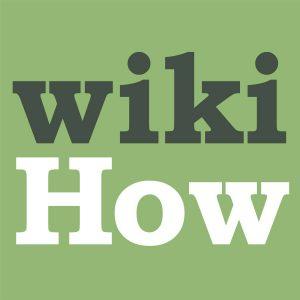 wiki how logo