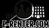 E-renter logo