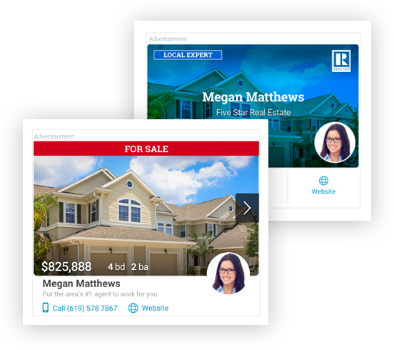 Realtor.com - real estate listing sites