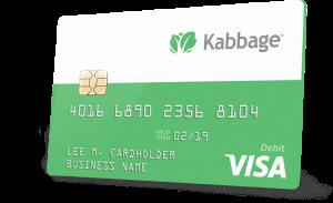 Kabbage card