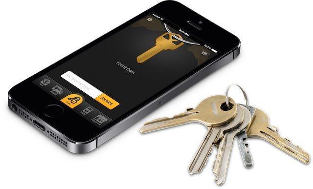 Key.Me app