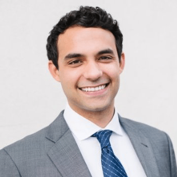 Marcus Harjani, Co-founder and COO of FameMoose