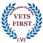 Vets First Verification Program logo