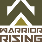 Warrior Rising logo