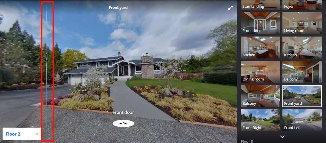 Zillow 3D Home Stitching Images Together - zillow 3d tour