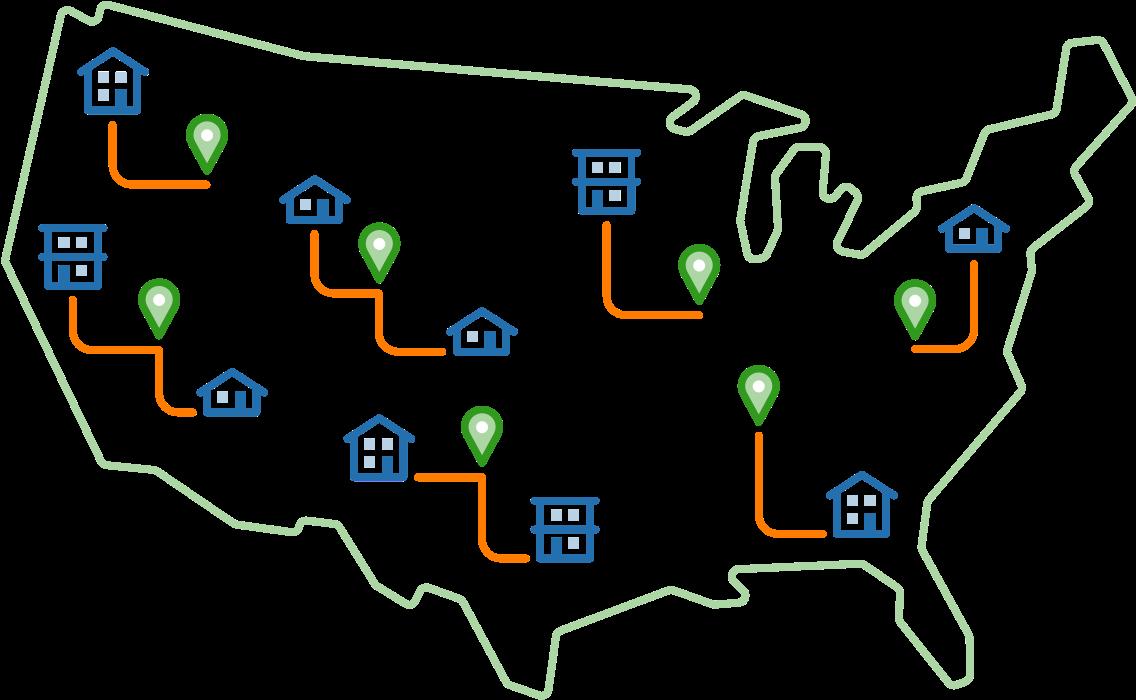 shipbob map
