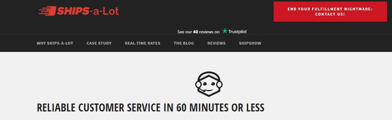 Ships-a-lot customer service