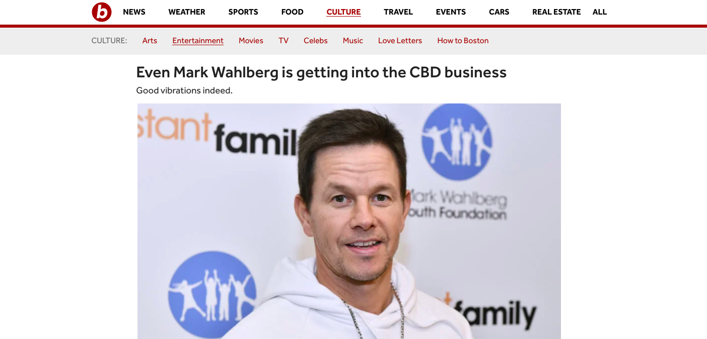 boston.com article screenshot