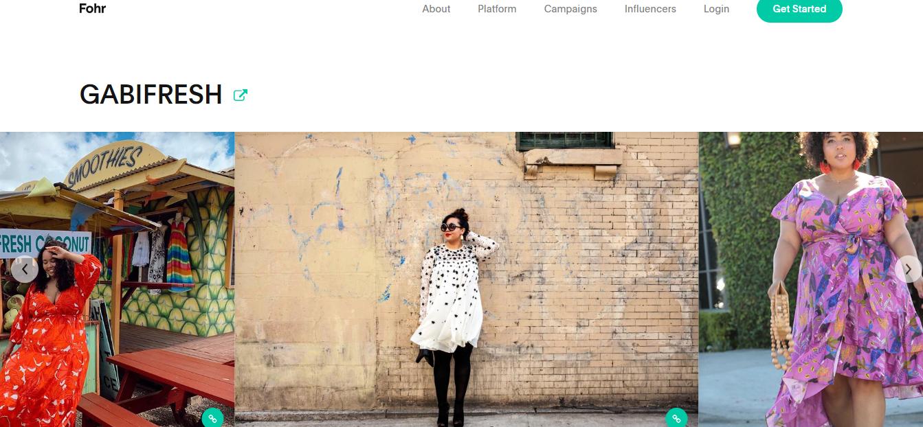 gabifresh blog