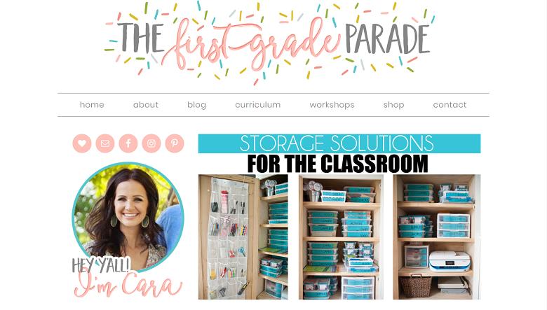 the first grade parade blog
