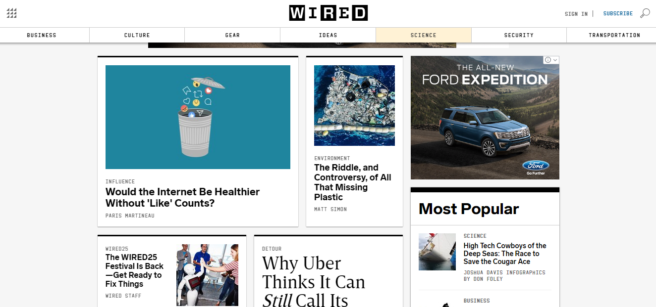 wired blog