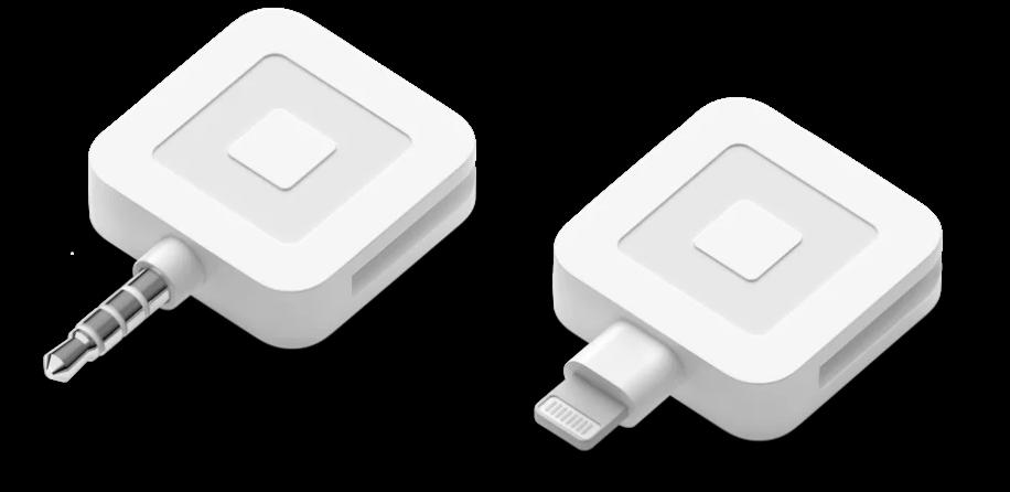 sqaure mobile card reader