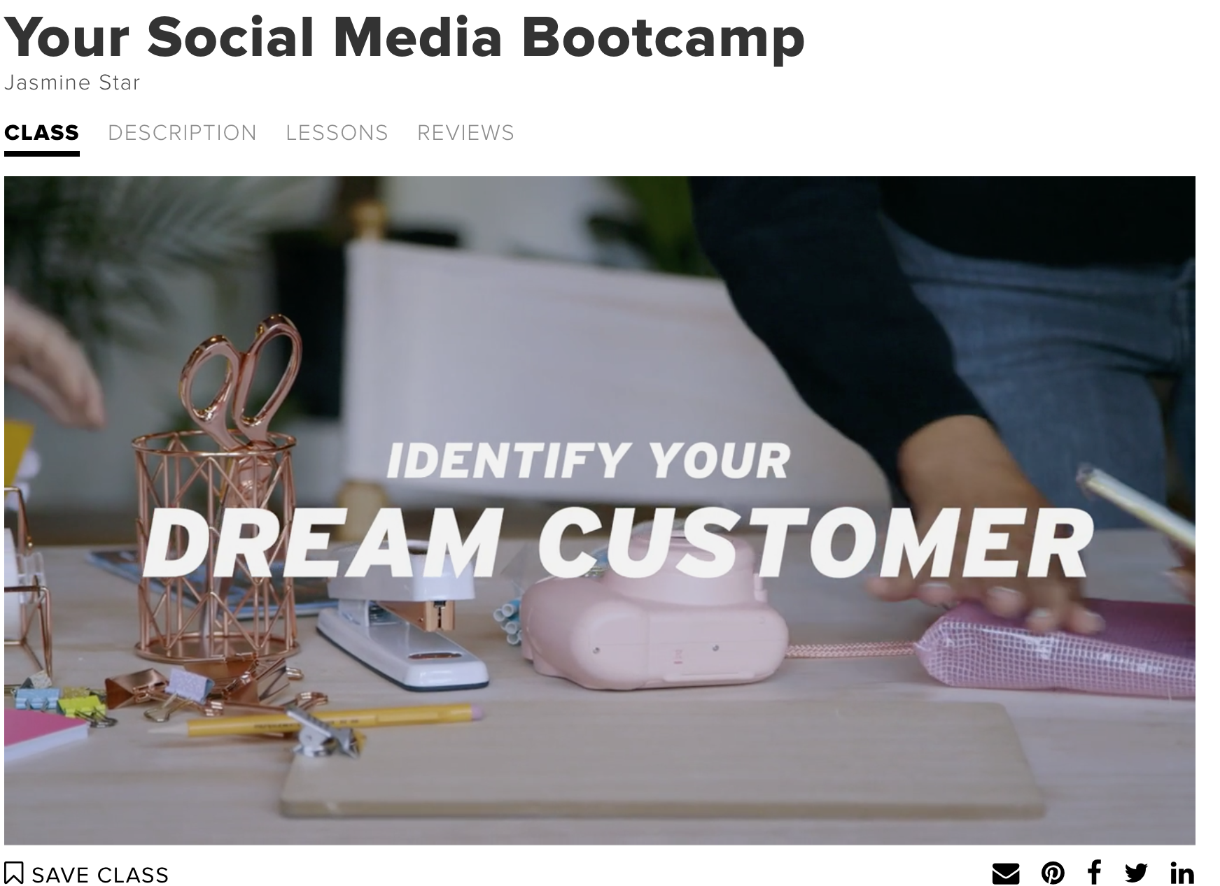 your social media bootcamp