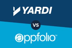 AppFolio vs Yardi Logo