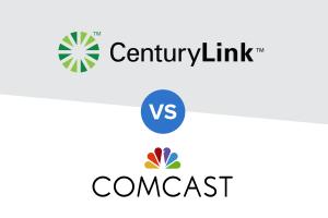 CenturyLink vs Comcast