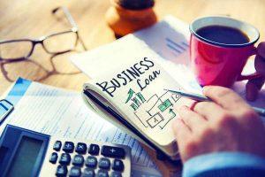 business loans concept
