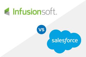 InfusionSoft vs Salesforce