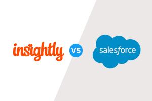 Insightly vs Salesforce
