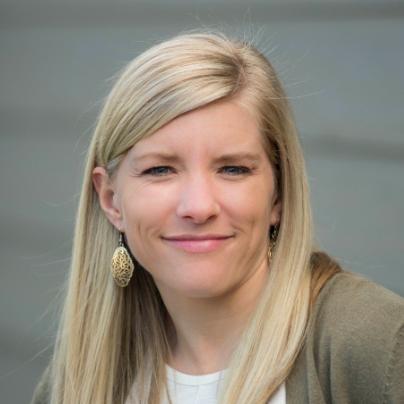 Lauren McKinney, Director of Marketing, Judd Builders