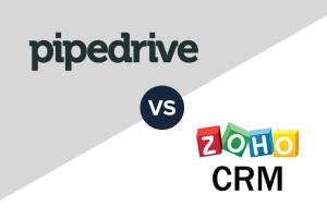 Pipedrive vs Zoho CRM