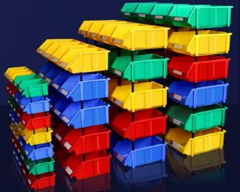 Stackable Storage Bins