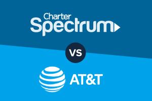 Spectrum vs AT&T Internet