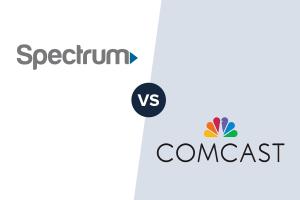 Spectrum vs Comcast