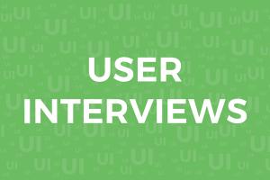 User Interviews reviews