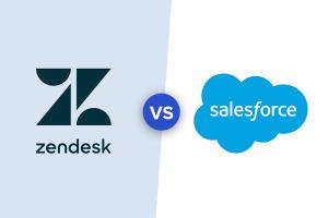 zendesk vs salesforce