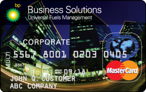 BP Business Solutions Fuel Card