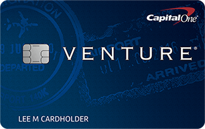 Image of Capital One Venture credit card