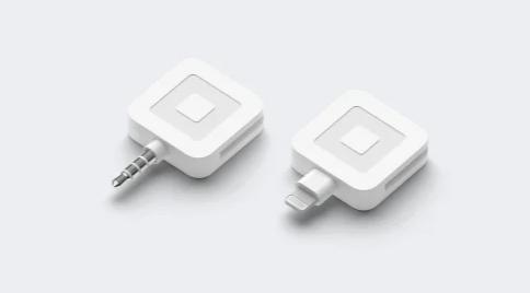 Square's magstripe reader image