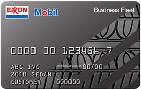 ExxonMobil Business Fleet Card