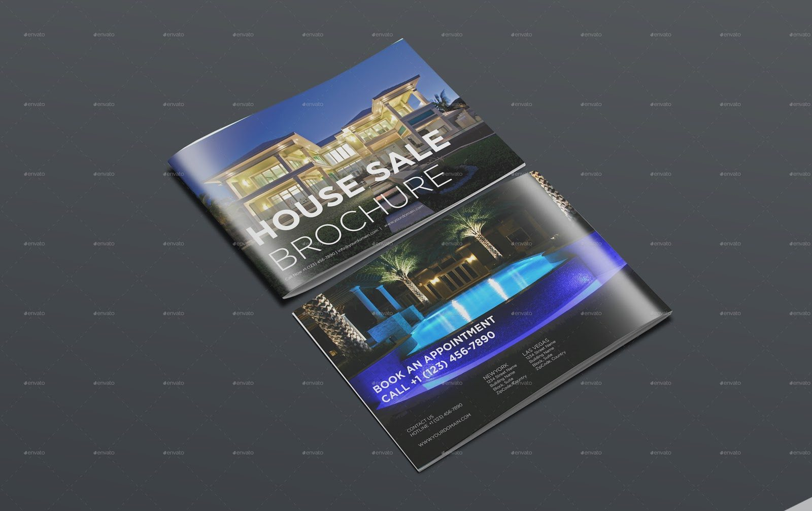 Real Estate and Property Brochure by Designsmill