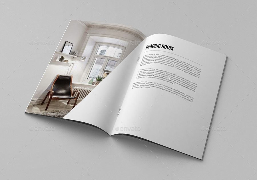 Interior Design Brochure Catalog by GiantDesign