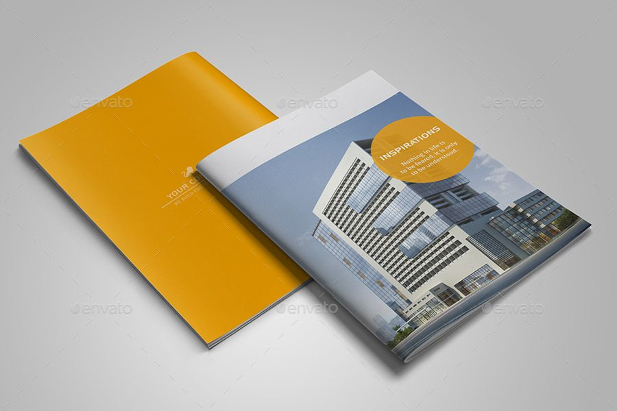 Modern Brochure by Mikinger
