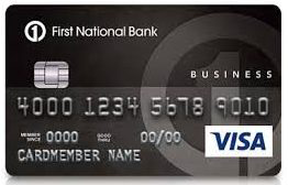 First National Bank of Omaha Business Edition® Secured® Visa Card - secured business credit card