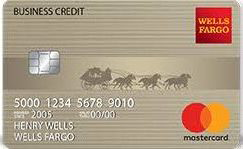 Wells Fargo Business Secured Card - secured business credit card