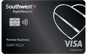 Southwest Airlines Rapid Rewards Visa Credit Card
