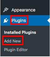 Accessing the WordPress Plugin Database image