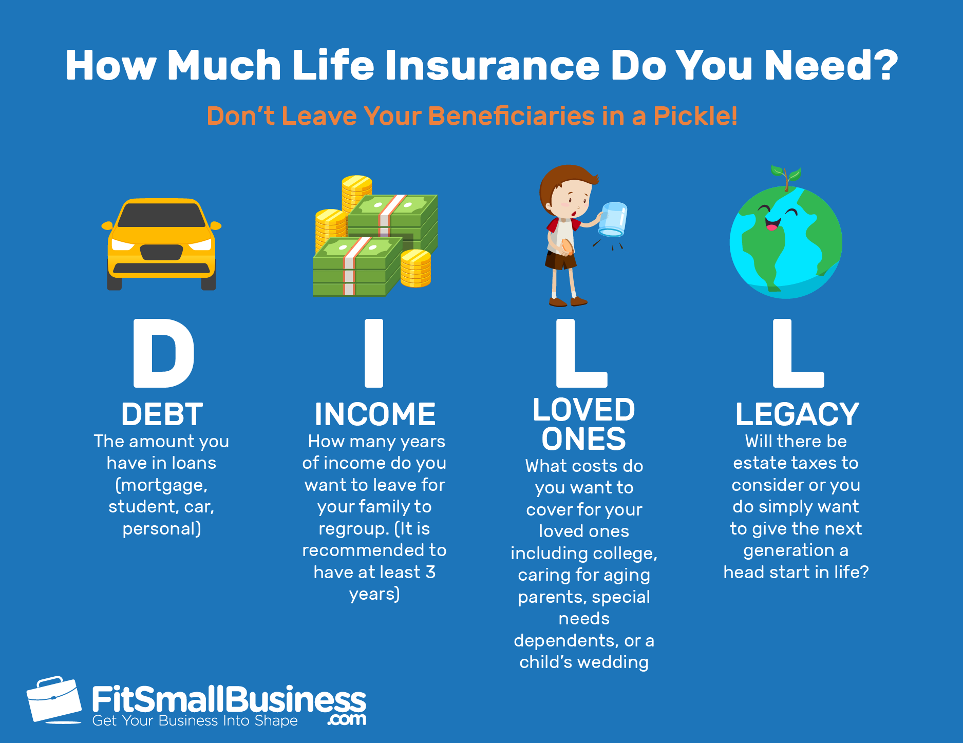 whole life insurance info-graphics