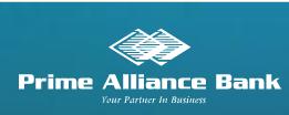 prime alliance bank logo