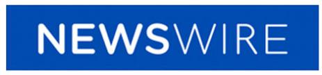 Newswire logo
