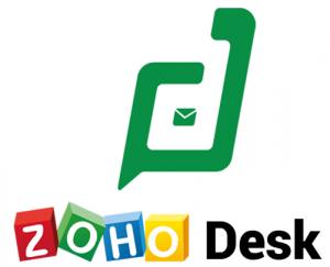 ZohoDesk logo