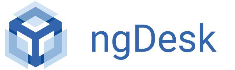 ngDesk logo