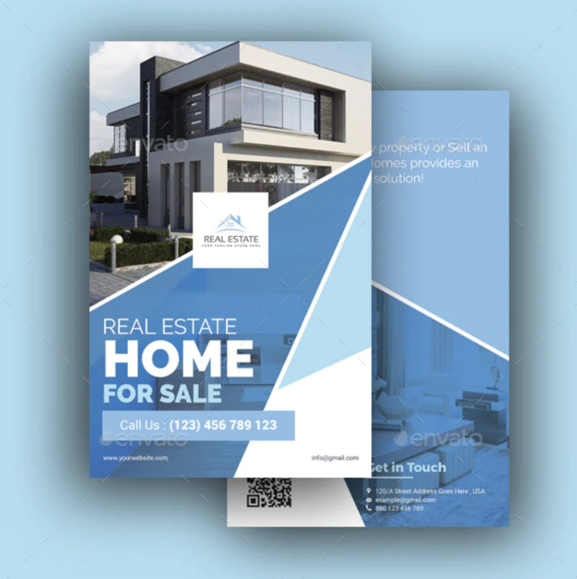 Real Estate Brochure by Themexone