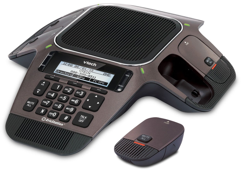 VTech ErisStation VCS754 - voip conference phone